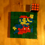 Super Mario Bros Rubik's Cube [pic + video]