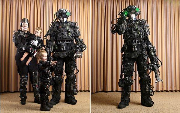 Borg Family Cosplay Photos