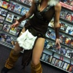Skyrim Cosplay at Gamestop [pic]
