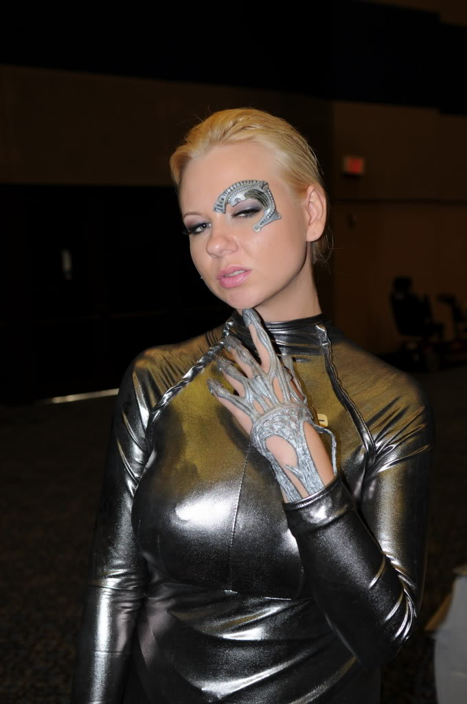 Star Trek Voyager Seven of Nine Cosplay
