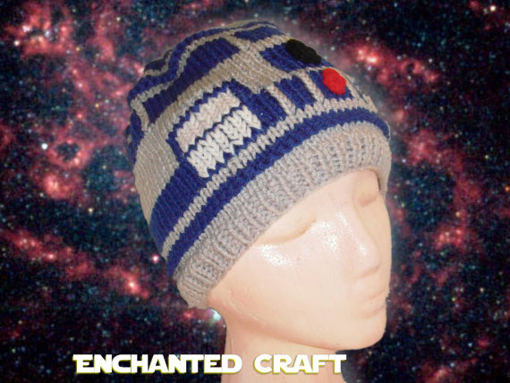 Star Wars R2-D2 Beanie Hat