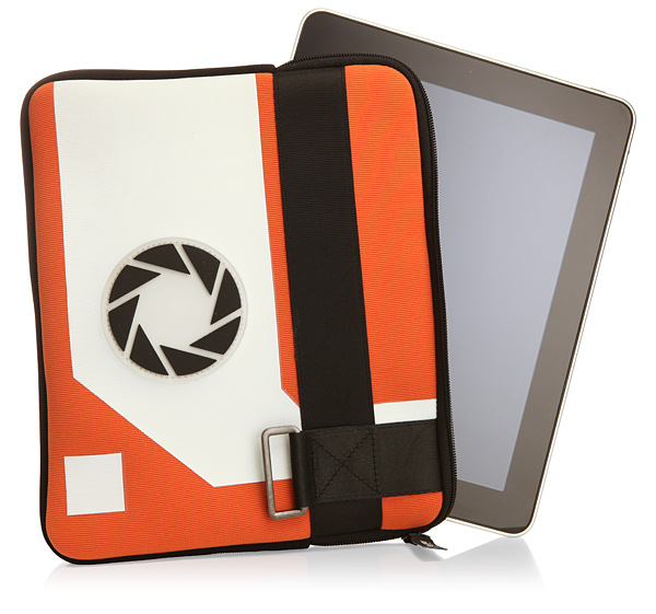 Portal 2 Aperture Labratories iPad Sleeve