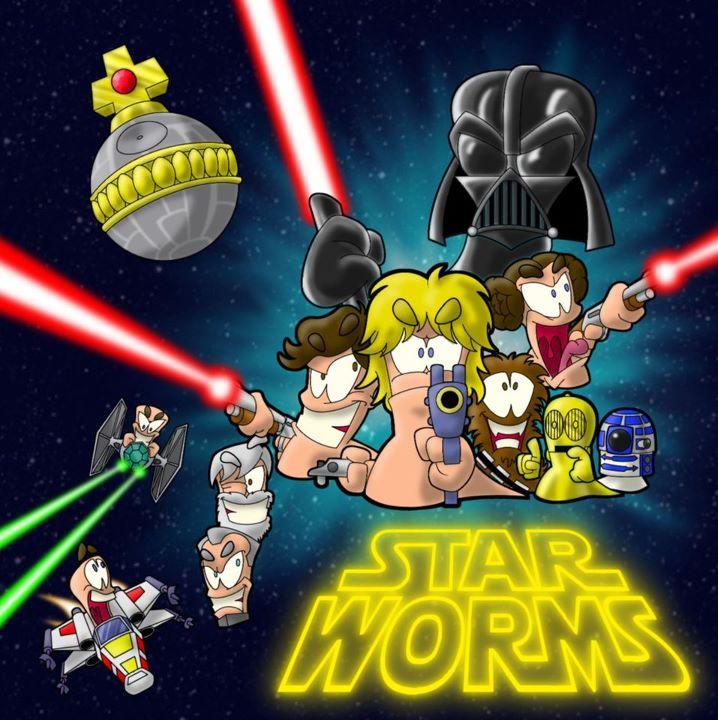 Star Worms Fan Art