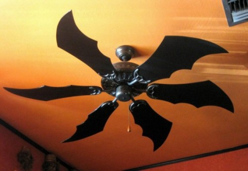 Batman Ceiling Fan Blades