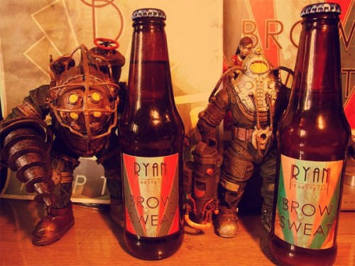 Bioshock Craft Beer