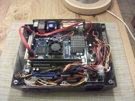 Inside the NES PC