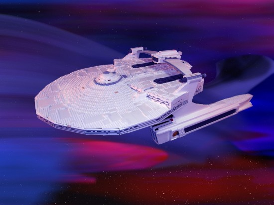 LEGO Star Trek USS Reliant