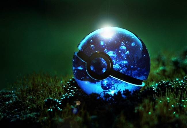 Life Like Water-Type Pokemon Pokeball