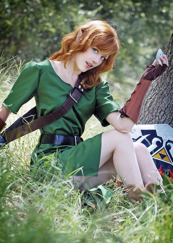 Sexy Link Cosplay by Abigail