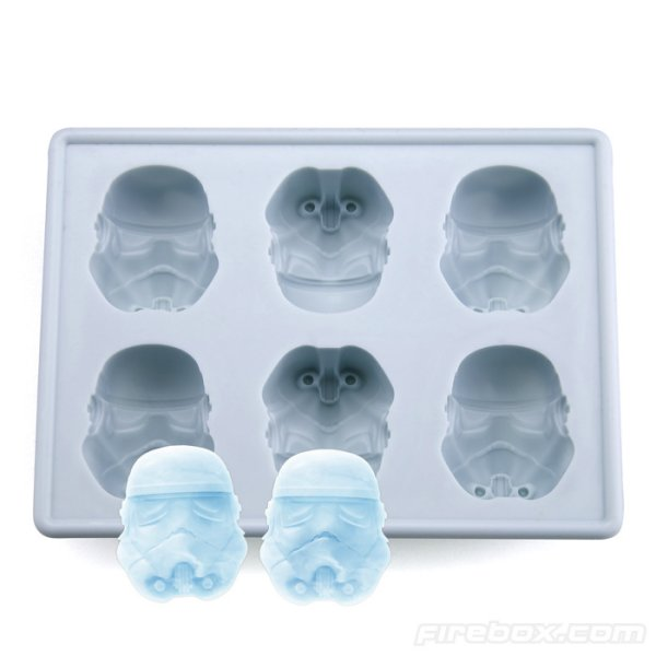 Star Wars Stormtrooper Silicone Ice Tray