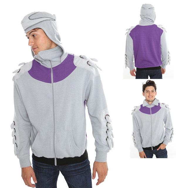 Teenage Mutant Ninja Turtles Shredder Zip Hoodie