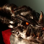 World of Warcraft Deathwing Cake [pic]