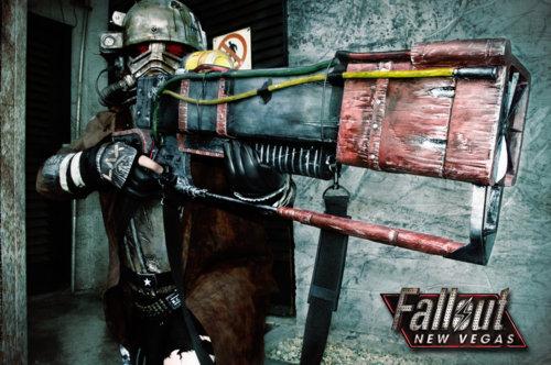 Fallout: New Vegas New California Republic Ranger Cosplay