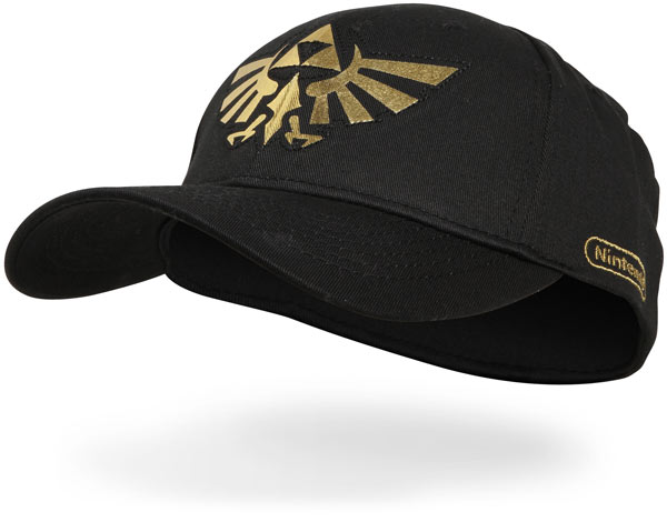Legend of Zelda Hylian Crest Triforce Baseball Cap