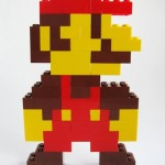 Mario Made with LEGO Bricks [pic]