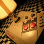 Nintendo NES Advantage Joystick Desktop Lamp [pic]