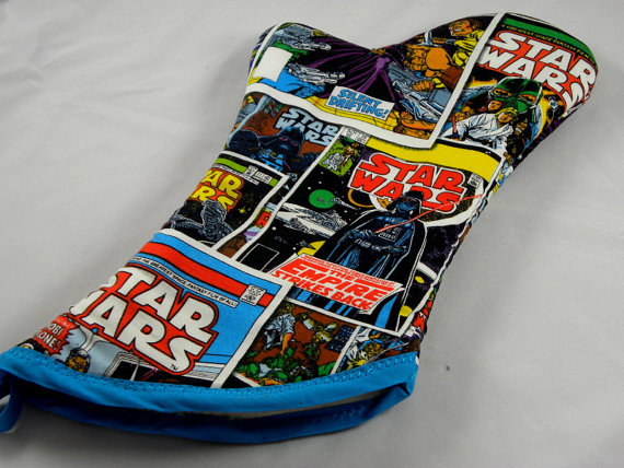 Star Wars Oven Mitt