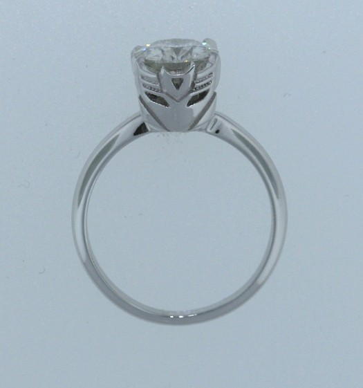 Transformers Engagement Ring by theboog17