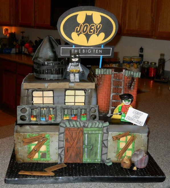 Amazoncom Lego Batman Birthday Party Supplies