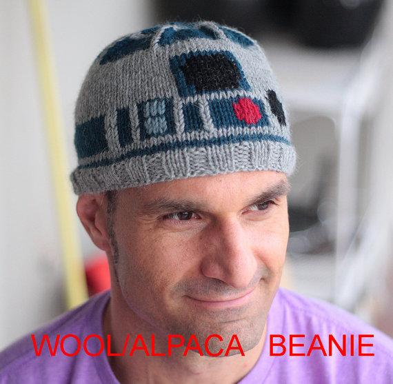 0f2b58c5c72 R2-D2 Beanie Hat  pic  - Global Geek News