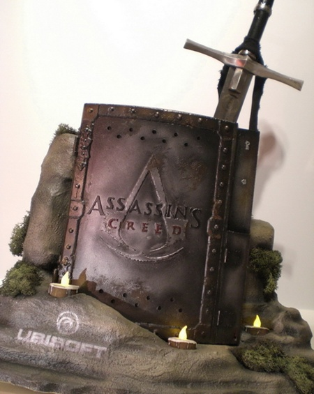 Assassins Creed PS3 Console Mod