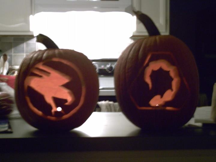 Command and Conquer Jack-o-lanterns