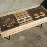 Functional NES Controller Coffee Table [pic]