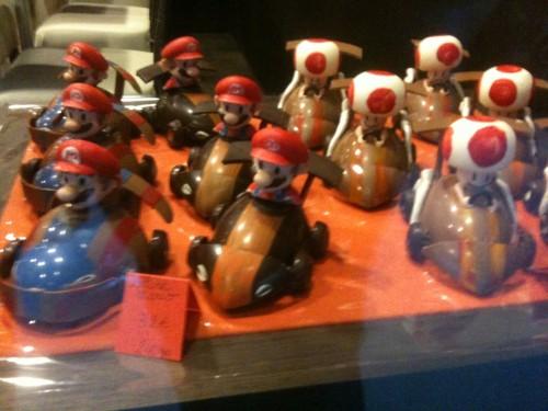 Mario Kart Chocolates