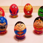 Marvel and DC Superhero Easter Eggs [pic]