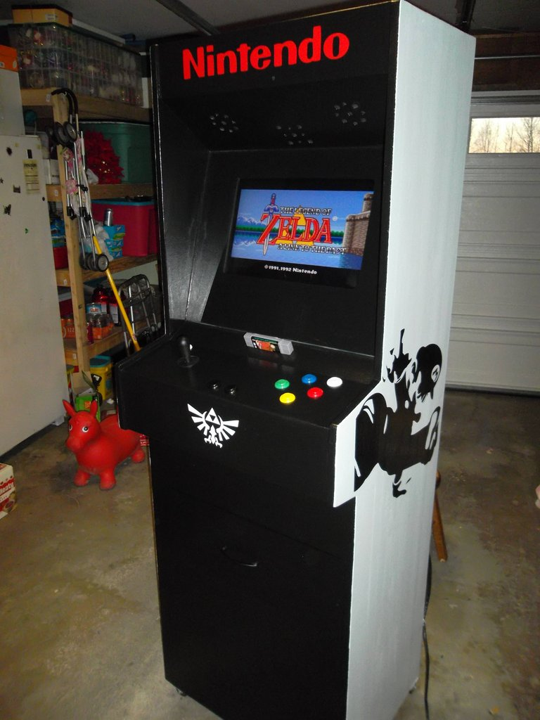 custom readyplayerone comments cabinet r arcade my