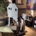 This AT-AT Cat House is Amazing! [pics]