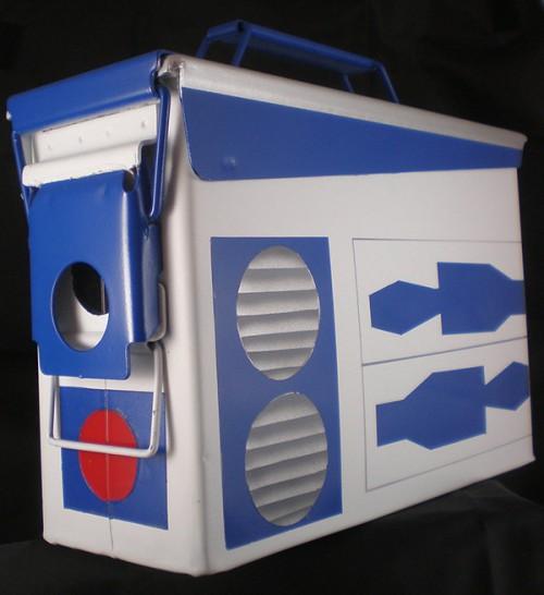 Star Wars R2-D2 Ammo Box