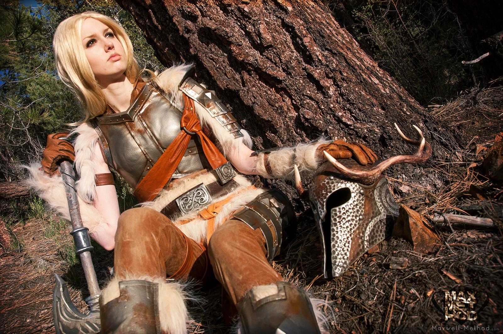 Oblivion cosplay xxx movie