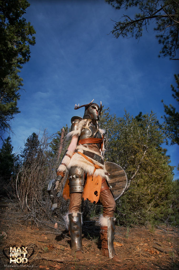 Amazing Skyrim Cosplay