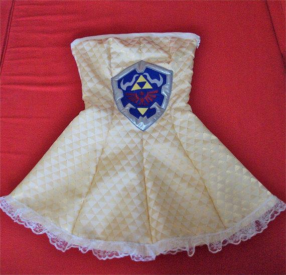 Legend of Zelda Hylian Shield Dress