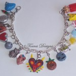 Legend of Zelda: Majora&#039;s Mask Charm Bracelet
