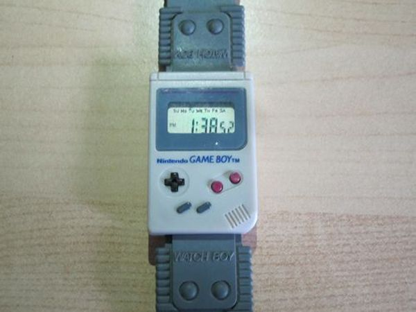 Nintendo Game Boy Watch Boy