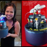 Awesome Star Trek Voyager Cake [pics]