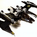 Star Wars Batman: Custom LEGO Batjet X-Wing Fighter [pics]