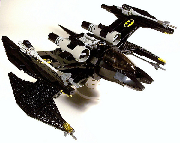 Star Wars Batman LEGO Batjet X-Wing Fighter
