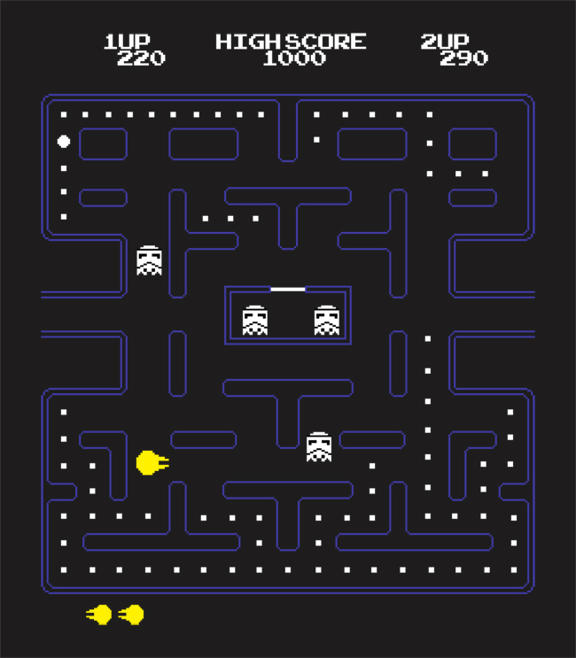 Star Wars Meets Pac-Man