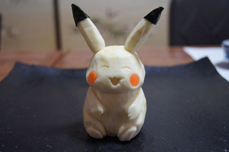 Sweet Potato Pikachu