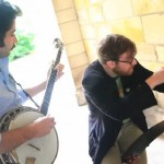 Zelda Medley on Banjo and Musical Saw by Frontier Ruckus