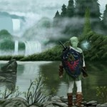 Mind Blowing Legend of Zelda Art Made on a 3DS [pic]