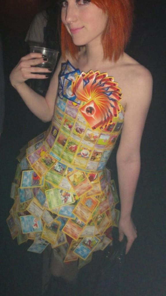 Pokemon Card Dress