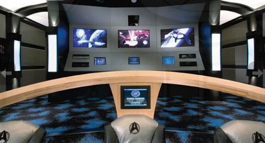 Star Trek Home Theater