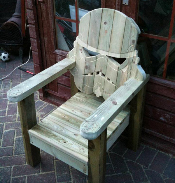 Star Wars Stormtrooper Chair