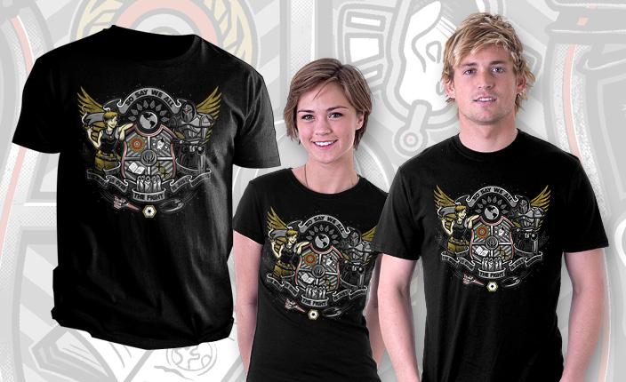 BSG Crest T-Shirt