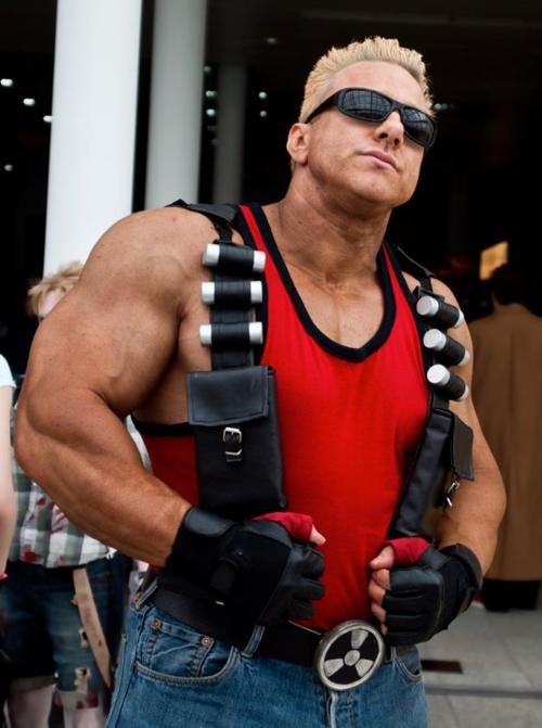 Duke Nukem Cosplay
