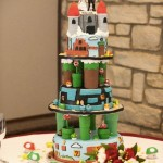 This Super Mario Bros Wedding Cake is Mind Blowing [pics]